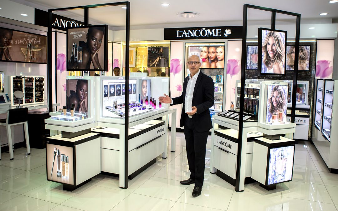 LANCÔME Store Launch